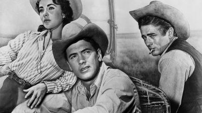 James Dean vs. Rock Hudson: De kemphanen vechten om succes... en hun tegenspeelster