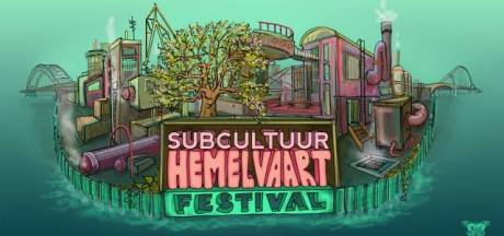 Nieuw festival Nijmegen: Subcultuur Hemelvaart