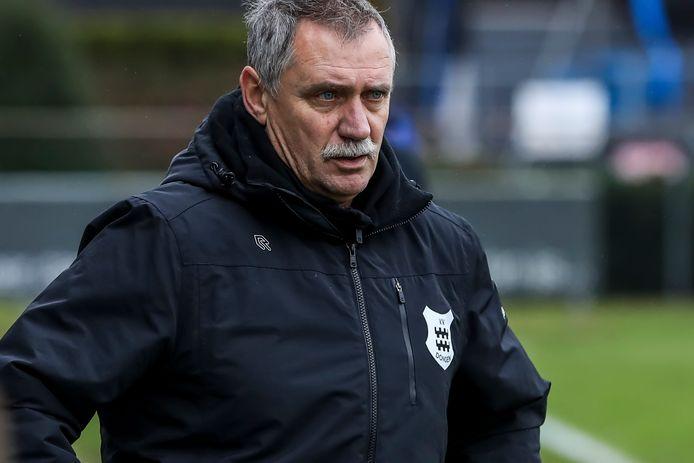 Coach Ruud Kaiser.