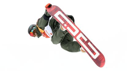 Snowboarder Sebbe De Buck uitgeschakeld in slopestyle