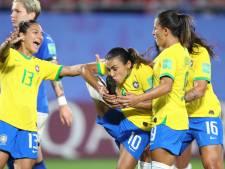 Marta libère le Brésil face à l'Italie et s'offre un record historique