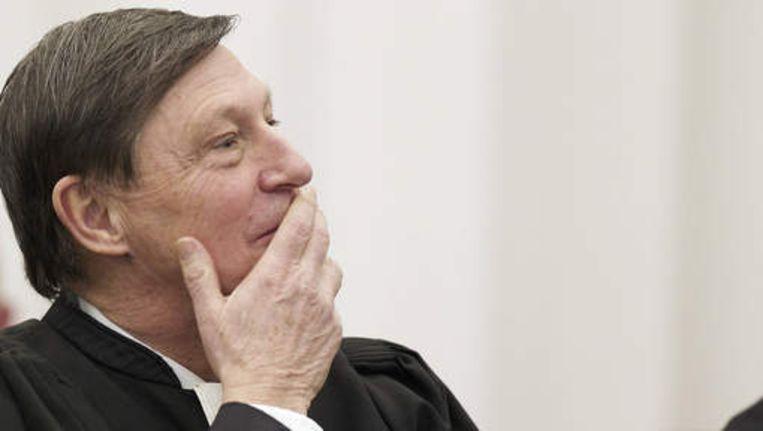 Strafpleiter Jef Vermassen  (foto) is de advocaat van Hans V.