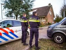 Drugslab ontdekt in Hapert, twee mannen aangehouden