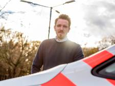 Politie- en vakbondsman Koen Simmers is geweld tegen agenten na 'rustige dienst' in Tilburg helemaal beu