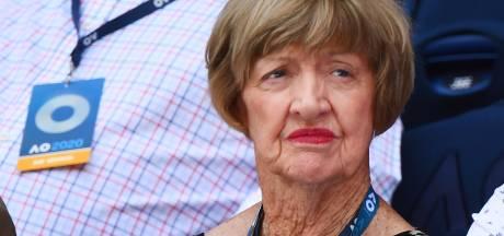 Verontwaardiging over eerbetoon aan 'racistische en homofobe' Margaret Court