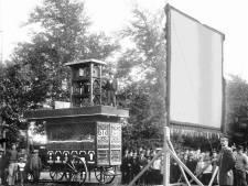 Eye Filmmuseum wil dolgraag 123 jaar oude Delftse projectiewagen: 'Hij is erfgoed'