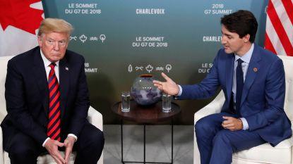 """Adviseur Trump na G7-top: """"Voor Canadese premier Trudeau is een speciale plek in de hel"""""""