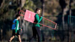 """Thorgan Hazard uitgegroeid tot hét uithangbord van Mönchengladbach: """"Zie mezelf niet als een ster"""""""