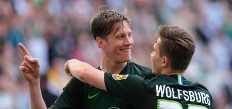Weghorst heeft honger naar meer na topseizoen in Bundesliga