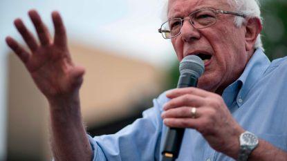 Bernie Sanders opgenomen in ziekenhuis: campagnebijeenkomsten voorlopig geannuleerd