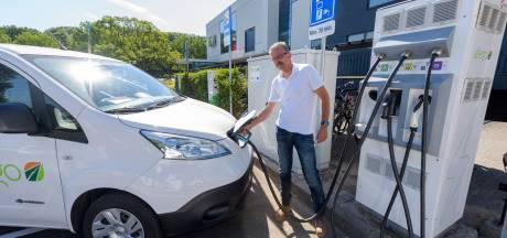 E-automobilist goedkoopst uit in Oost-Nederland, 4500 nieuwe laadpunten