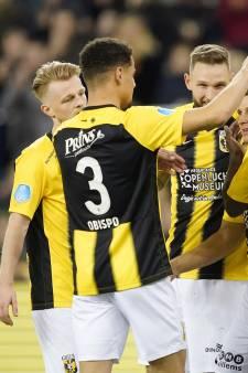 Spelersnaam maakt op shirt Vitesse plaats voor sponsornaam 'Waterontharder.com'
