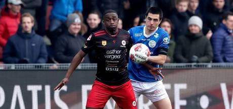 Mendes Moreira accepteert excuses Van der Ven: 'Zo kan het dus ook'