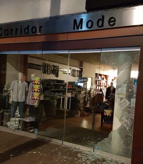 Winkelier Valkenswaard verbaasd over ramkraak: 'De duurste broek kost hier 110 euro'