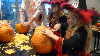 Europahal opent op Halloween de deuren voor honderden heksen, spoken en monsters