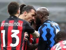 """""""Tu veux parler de ma mère?"""": l'échange très tendu entre Zlatan et Lukaku"""