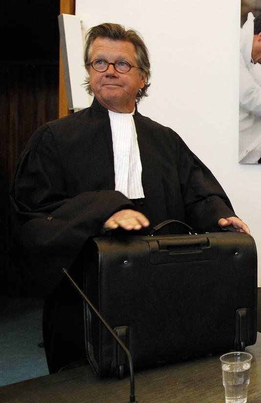 Advocaat Harro Knijff.