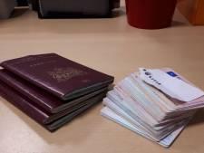 Lachgasdealer (26) met tientallen ID-bewijzen aangehouden