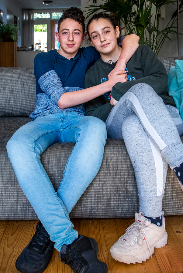 De Armeense tieners Lili en Howick mogen blijven.