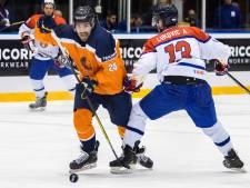 IJshockeyers pakken derde overwinning op rij tegen Servië