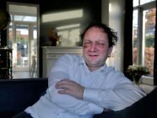 Paul uit Dordrecht kreeg een pot siervuurwerk in zijn gezicht: 'Ik zag alleen nog licht en schimmen'