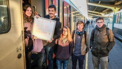 """Nu ook Kortrijkse studenten naar klimaatbetoging in Brussel: """"Scholieren hart onder de riem steken"""""""