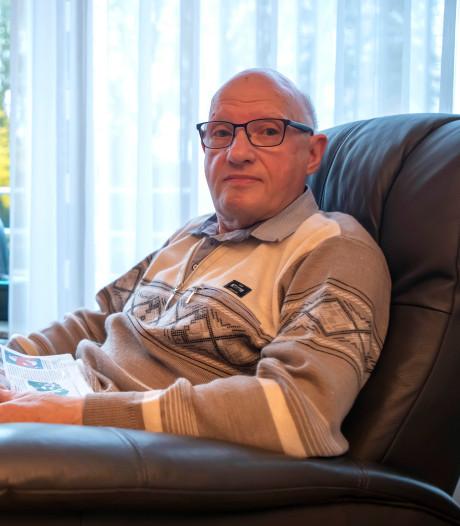 Jan Muijs te Tilburg is de man die van alles wat vindt: elke dag een brief naar de krant
