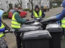 Illegaal afval dumpen in Etten-Leur: 'Slotje op container lost probleem niet op'