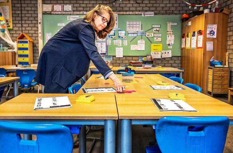 Monique van Akkeren. Beeld Raymond Rutting / de Volkskrant