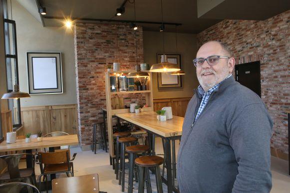 Gaston Vandeput zal Domino's Pizza in Tienen in goede banen leiden.