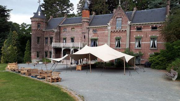 Onder meer de concessiehouders van het Kasteel Breivelde kunnen genieten van de gunstige regeling.