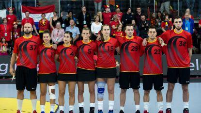 Belgian Diamonds voorbij Tsjechië naar halve finales op WK korfbal