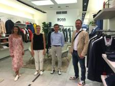 30-jarige kledingzaak Parallax is nu volwaardige Boss-winkel