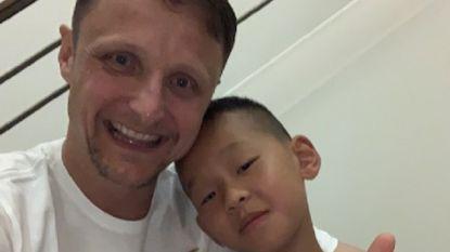 Brandweerman Bernard redt jongetje (7) van verdrinkingsdood tijdens vakantie