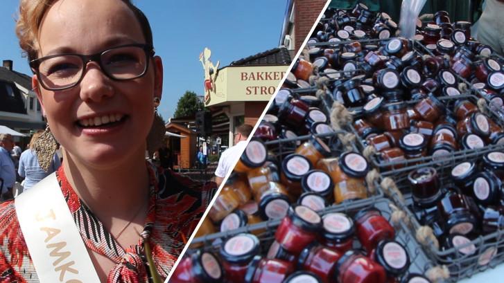 Op zoek naar zoetigheid bij de 29e Jammarkt in Neede