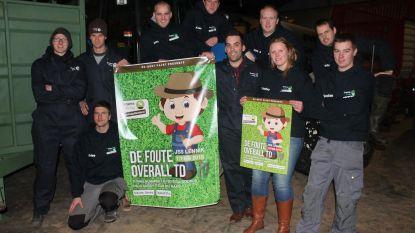 Landbouwers fuiven op 17 februari op Foute Overall TD voor beter imago