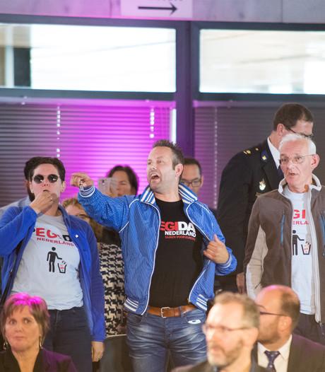 Pegida voor derde keer in paar maanden in Arnhem