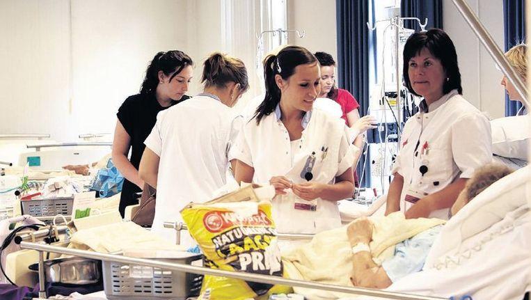 Het Jeroen Bosch Ziekenhuis in Den Bosch. Beeld anp