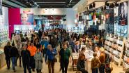 Opnieuw minder bezoekers voor Antwerpse Boekenbeurs