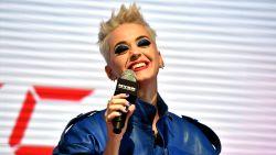 Katy Perry en The Weeknd op date gespot