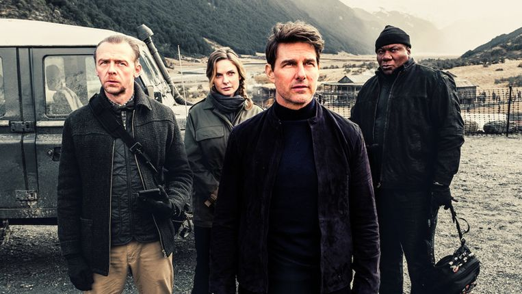 'Mission Impossible: Fall Out' Beeld Netflix
