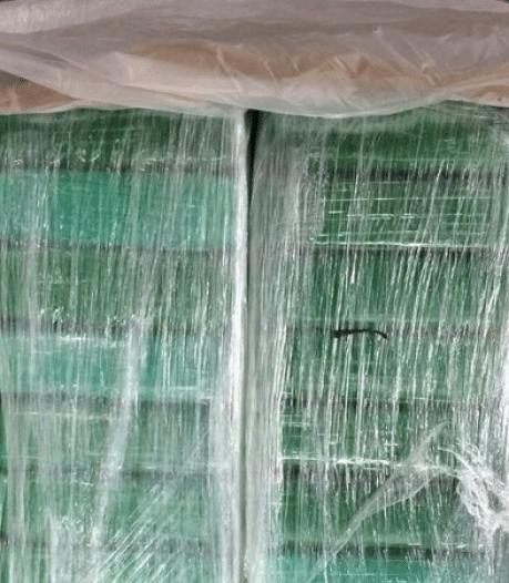 124 kilo cocaïne verstopt tussen bananen en meer opvallende drugsvondsten
