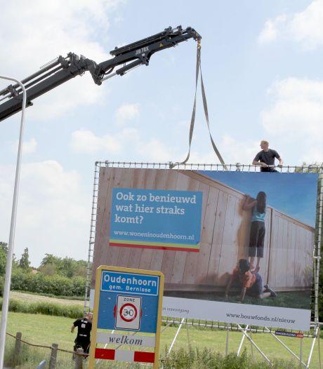 Provincie is overstag: toch groen licht huizen Oudenhoorn