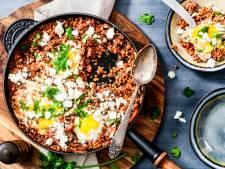 Wat Eten We Vandaag: Linzen shakshuka
