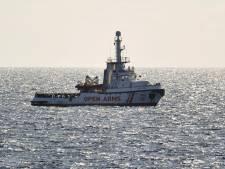 Open Arms-schip tóch niet naar Spanje, maar naar Lampedusa