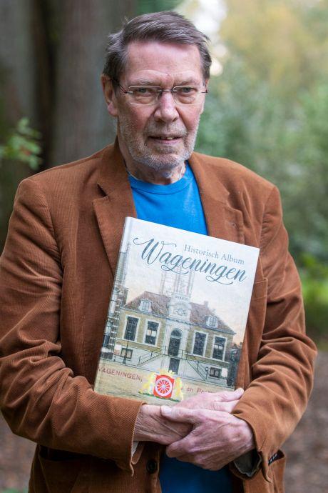 Historische plaatjes sparen in Wageningen om inwoners bekend te maken met de historie van hun stad