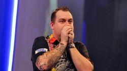 """Wat een stunt! Huybrechts geeft ex-wereldkampioen bolwassing op WK darts: """"Niet te geloven"""""""