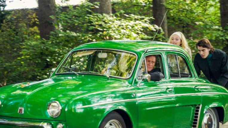 Jacques Vermeiren en zijn gezin keren terug naar de sixties.