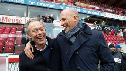"""Ook na beladen topper is het weerzien tussen Preud'homme en Clement hartelijk: """"Wij zijn allebei perfectionisten"""""""