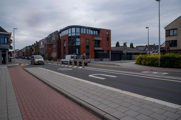 Er zijn werken voorzien aan het kruispunt van de Astridlaan en de Vijverstraat.